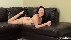 High-heel lady London Keyes will never disappoint your dicks