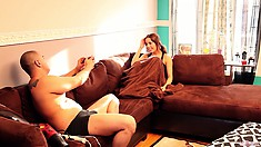 Shana is a beautiful girl with a hot body and sexual desires and needs to satisfy